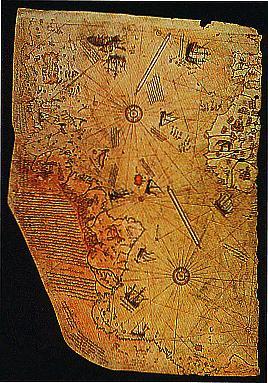 ウインドアート出版 八木澤教司「ピリ・レイスの地図」